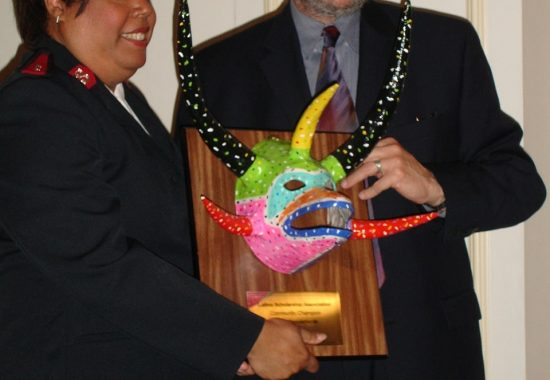 Carlos Vega awardee