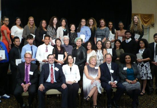 2016 scholars and board members