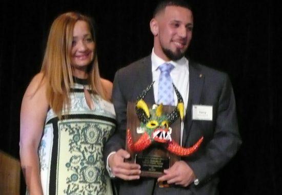 2017 Myriam and Harry the Carlos Vega awardee